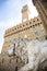 Stock Image : Lion, Loggia, Florence