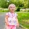 Stock Image : Little girl