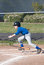 Stock Image : A Little League player