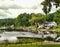 Stock Image : Little york lake