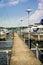 Stock Image : Local Detroit Marina