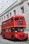 Stock Image : London red bus