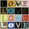 Stock Image : Love