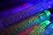 Stock Image :  Luces del tubo