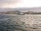 Stock Image : Luxury Yacht at sunset