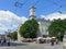 Stock Image : Lviv City Hall, Ukraine