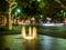 Stock Image : Lytton Plaza Fountain