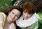Stock Image :  Mãe e filha