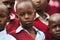 Stock Image : Maasai Children in Kenya