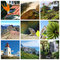 Stock Image : Madeira island collage