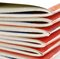Stock Image : Magazines stack