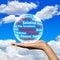 Stock Image : Magic ball