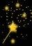 Stock Image : Magic Wand