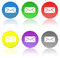 Stock Image : Mail icons