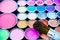 Stock Image : Makeup brushes