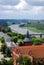 Stock Image : Malbork environs view