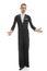 Stock Image : Male ballroom dancer standing