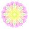 Stock Image : Mandala.
