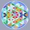 Stock Image : Mandala