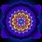 Stock Image : Mandala core