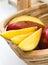 Stock Image : Mango