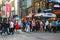 Stock Image : Manhattan Crossing