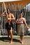 Stock Image : Maori natives