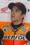 Stock Image : Marc Marquez, MotoGP Montmelo