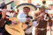 Stock Image : Mariachi band in Mexico