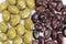 Stock Image : Marinated Olives