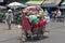 Stock Image : Market in China Town, Ho Chi Minh City, Vietnam
