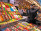 Stock Image : Market stall with candies