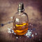 Stock Image : Massage oil lavender