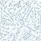 Stock Image : Maths seamless pattern.