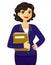 Stock Image : Mature business woman