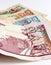 Stock Image : Mauritius money