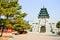 Stock Image : The Mausoleum of Wang king of korea