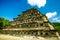 Stock Image : Mayan Pyramid