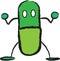 Stock Image : Medicine Hero