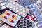 Stock Image : Medicine Pills