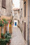 Stock Image : Mediterranean street