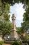 Stock Image : Memorial in Savannah Park