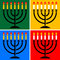 Stock Image : Menorah