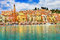 Stock Image : Menton, south of France