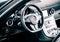 Stock Image : Mercedes SLS Cockpit
