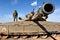 Stock Image : Merkava Tank