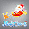 Stock Image : Merry Christmas banner collection for greeting card