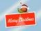 Stock Image : Merry Christmas