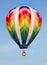 Stock Image : METAMORA, MICHIGAN - AUGUST 24 2013: Hot Air Balloon Festival.