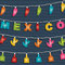Stock Image : Mexican decoration